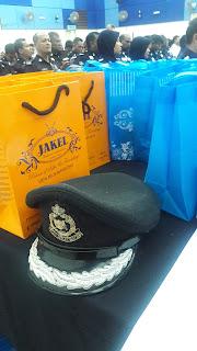 Mesyuarat Agung Kelab Polis IPD Subang Jaya