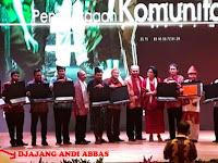 WOW KEREN, BADIK CELEBES DAPAT PENGHARGAAN DI JAKARTA