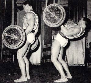 Arnold Cheat Reps