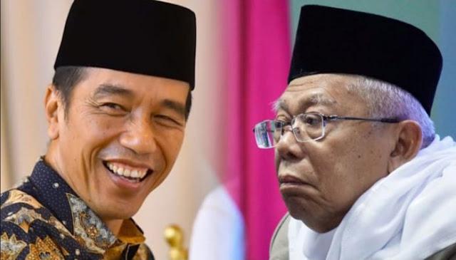 Celah Ini Bisa Kalahkan Jokowi-Ma'ruf Amin