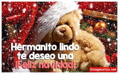 Imagenes con frases lindas de feliz navidad