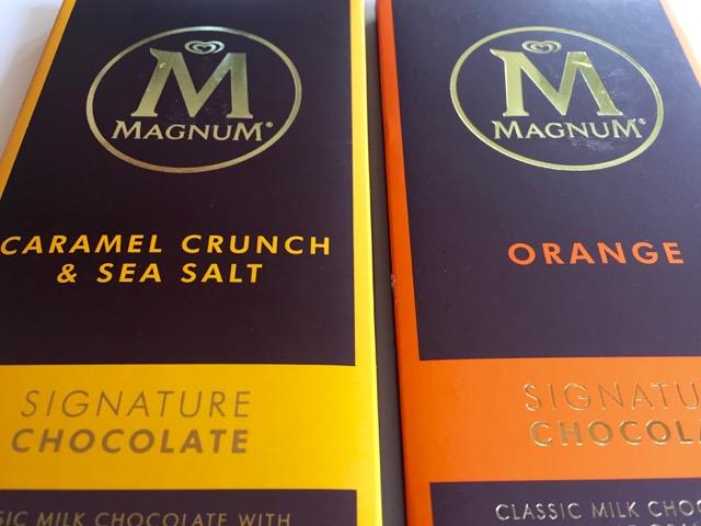 Der große Schokoladentest (1): Magnum Signature Chocolate