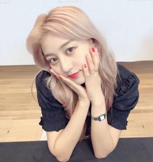 Twice Jihyo 15 years in JYP