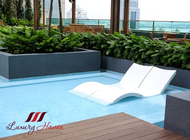 doubletree hilton johor bahru review swimming pool