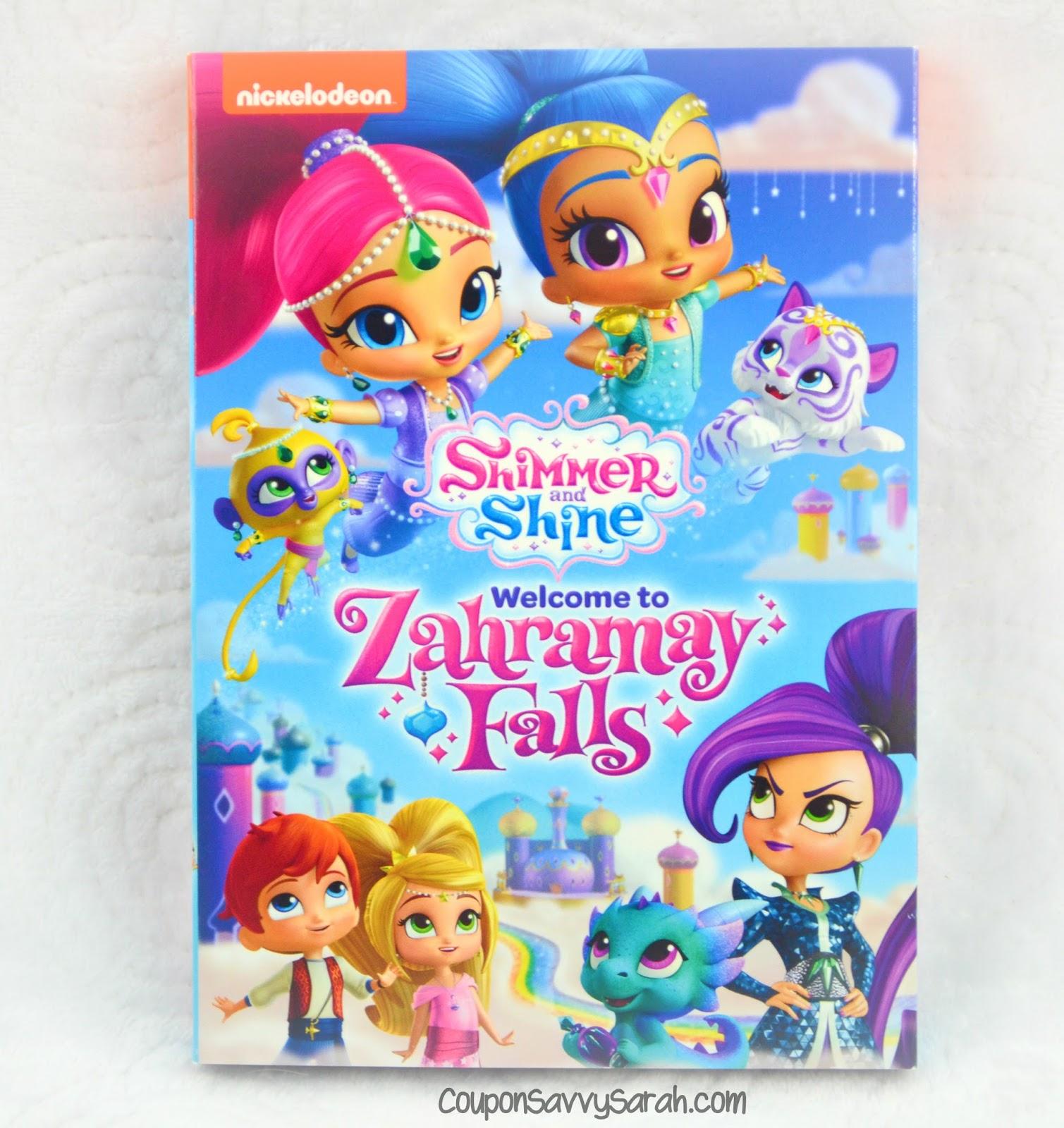 Shine Shimmer Shine: Coupon Savvy Sarah: Nickelodeon's Shimmer And Shine
