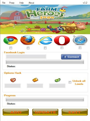 Farm Heroes Saga Facebook Hack ~ Games Extensions 4 You