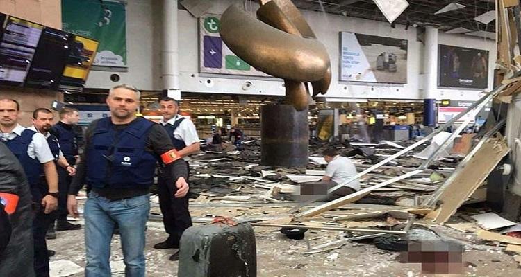 عاجل  : داعش يعلن مسؤوليته عن هجمات بروكسل