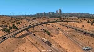 American Truck Simulator Arizona Setup Download