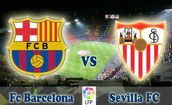 Barca vs Sevilla Live Stream