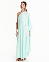 Prom Dress the Night H&M Long chiffon dress