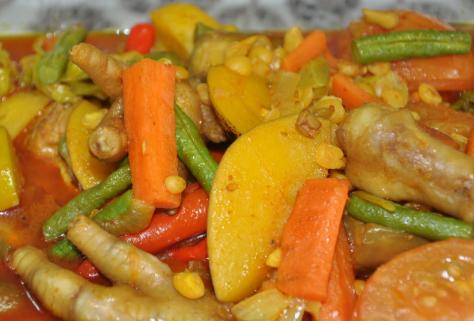 Resepi Dalca Ayam - Resepi Mudah dan Sedap