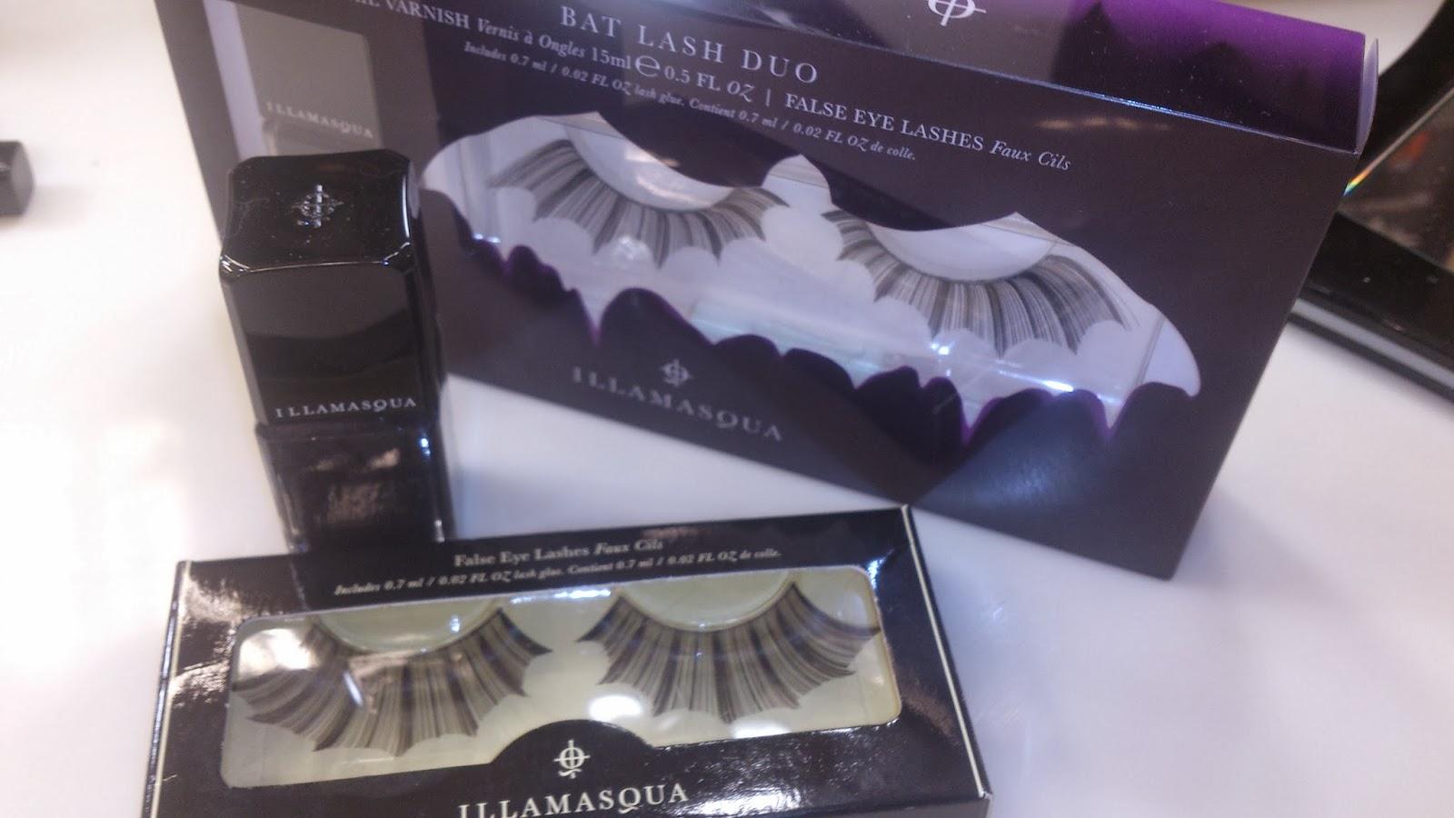 2f9343a2c8d Halloween with Illamasqua - Glasgow Beauty Blogger