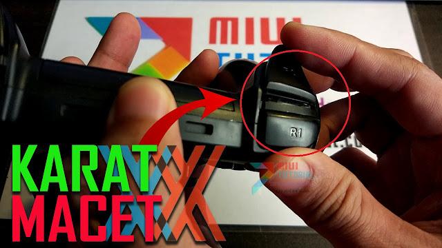 Cara Memperbaiki Tombol Trigger R2 dan L2 Joystick Xiaomi Gamepad yang Macet atau Kesat + Video