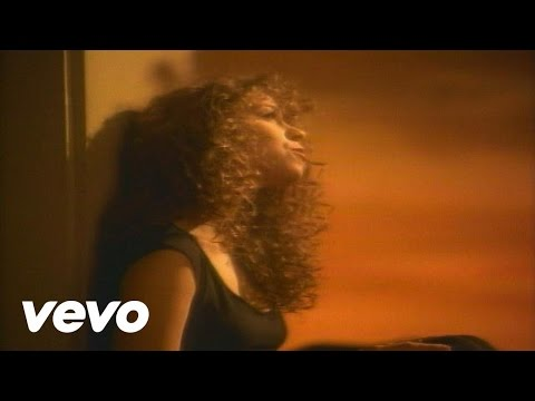 Ilustrasi Single Hits Mariah Carey 1990 Vision of Love - Upayawan