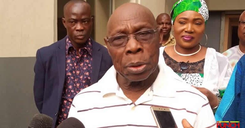 Image result for I haven't fled Nigeria —Obasanjo