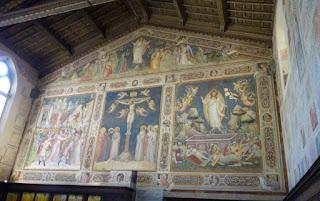 Capilla de la Iglesia de Santa Croce.