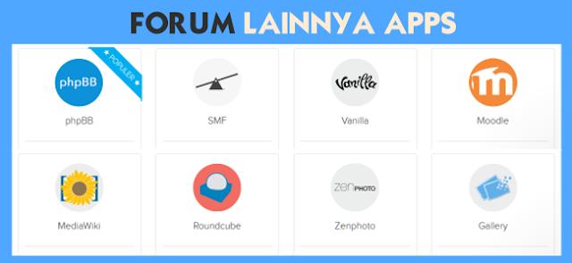 Forum Dan Lain Lainnya Apps
