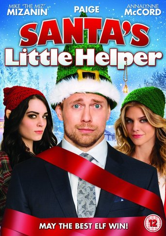 Santa's Little Helper [2015] [DVDR] [NTSC] [Latino]