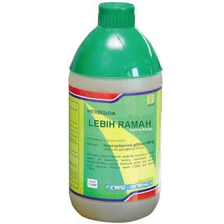 Herbisida Lebih Ramah Lingkungan - Citro Mduro