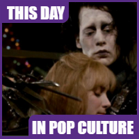 "'Edward Scissorhands"" opened in theaters on December 7, 1990."