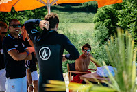 wavegarden Team France preparing for the Wavegarden Cove