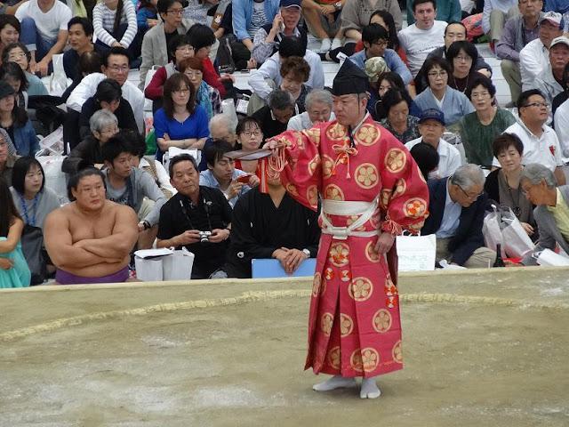 Arbitre de sumo