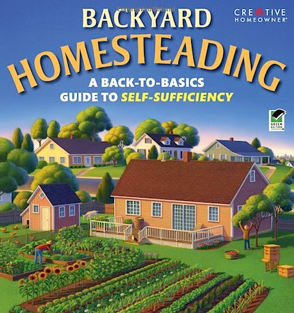Backyard Homesteading: A Book Review