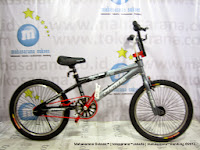 Sepeda BMX Pacific Hot Shot 900 FreeStyle 20 Inci
