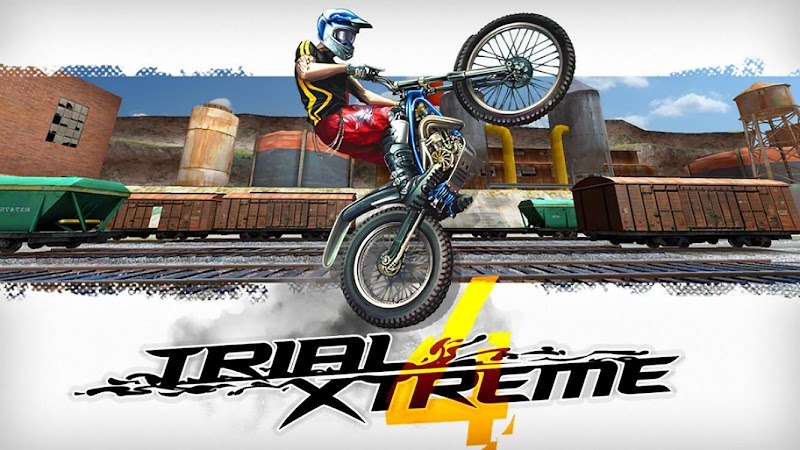 Trial Xtreme 4 MOD APK [Unlocked + Unlimited Money] With Data V1.7.5