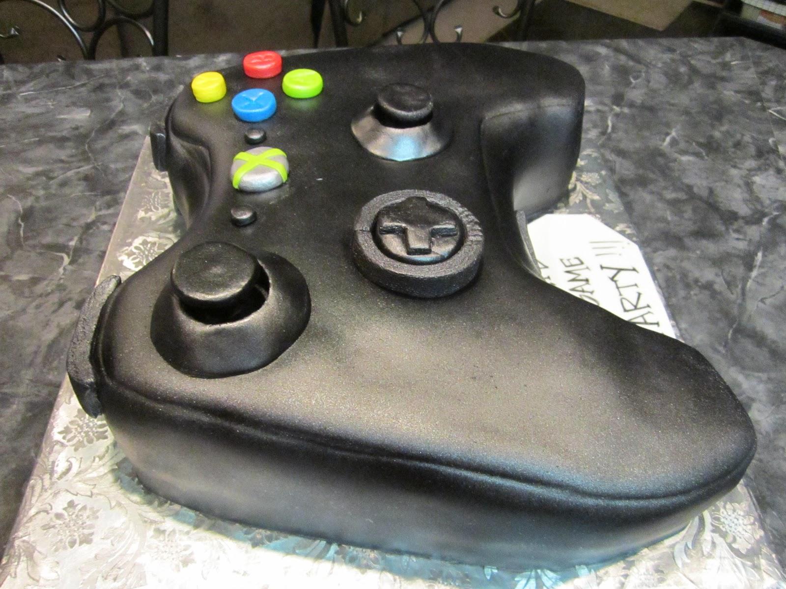black xbox cakes - photo #7