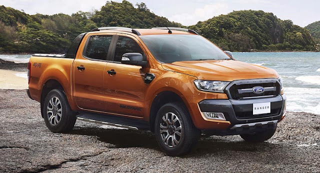 Ford Ranger xe bán tải thống lĩnh thị trường Việt Nam