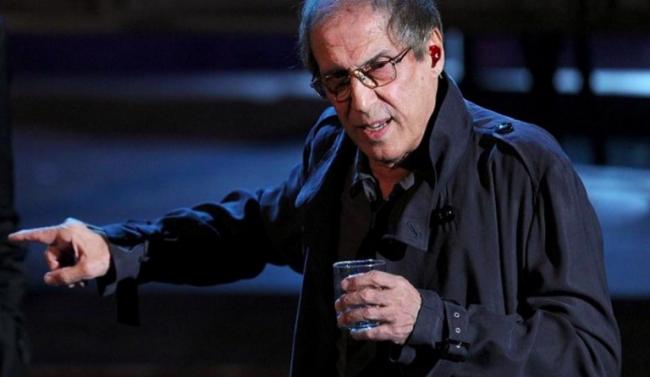 """Adriano Celentano: """"Bravo Claudio, hai dato una svolta al Festival di Sanremo"""""""
