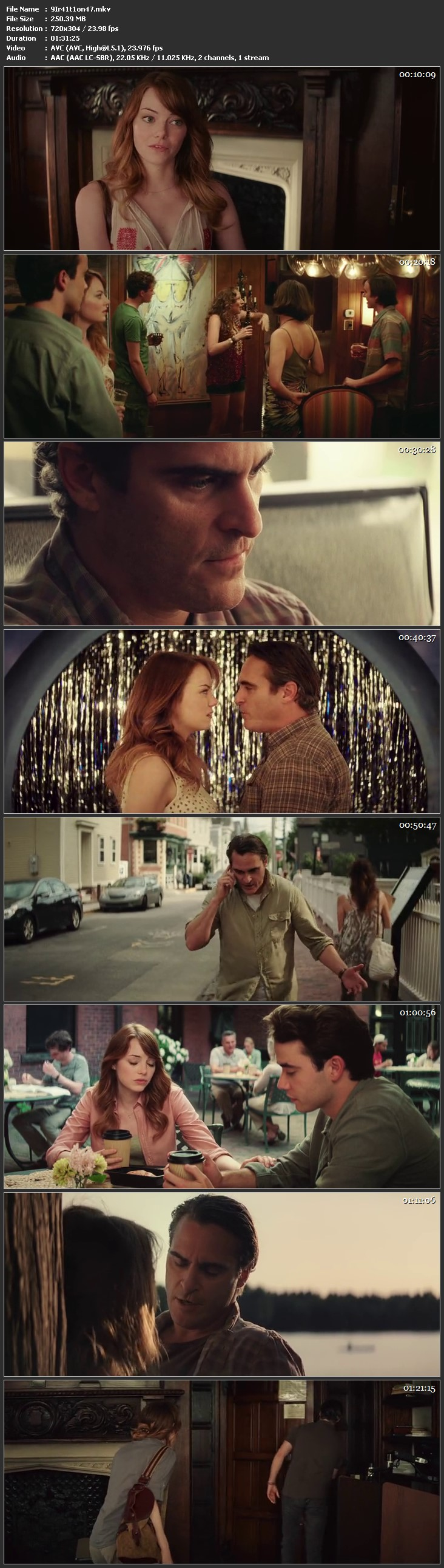 Irrational Man 2015 Hollywood Movie 300MB Free
