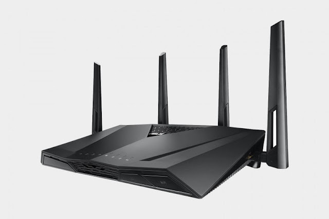 Tips Mengamankan WiFi Router