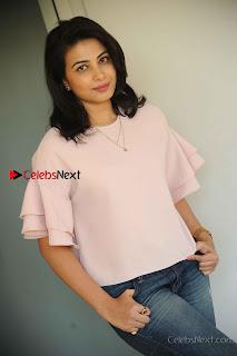 Kannada Tamil Actress Kavya Shetty Stills in Jeans at Silicon City Movie Press Meet  0003.jpg