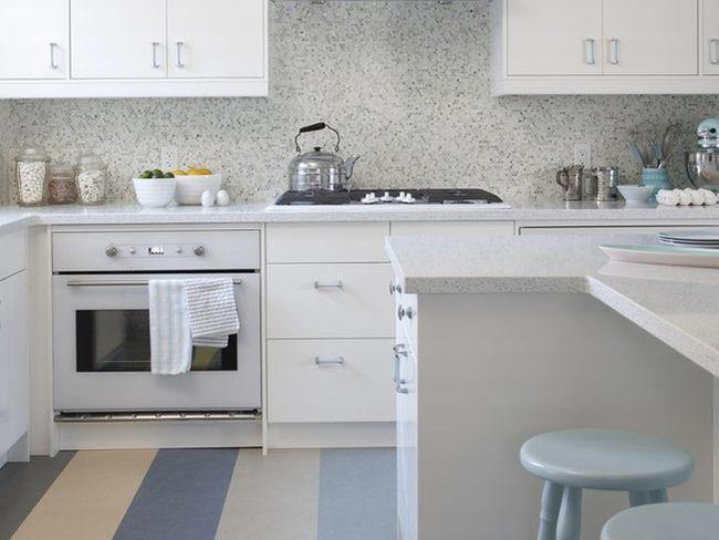 Electrodom sticos blancos for Cocinas completas con electrodomesticos