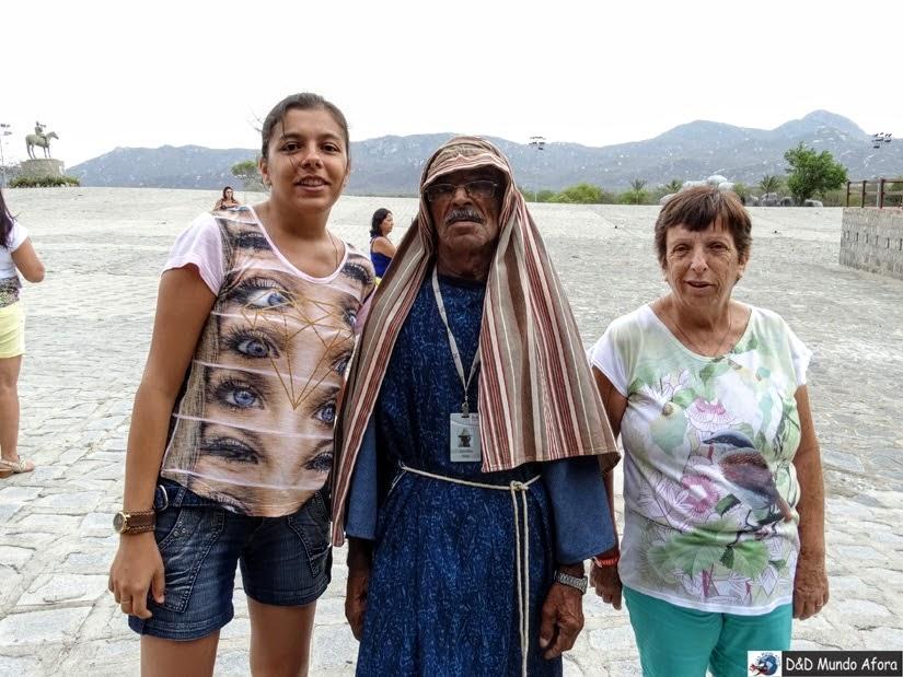 Nova Jerusalém (Pernambuco) - a cidade-teatro da Paixão de Cristo