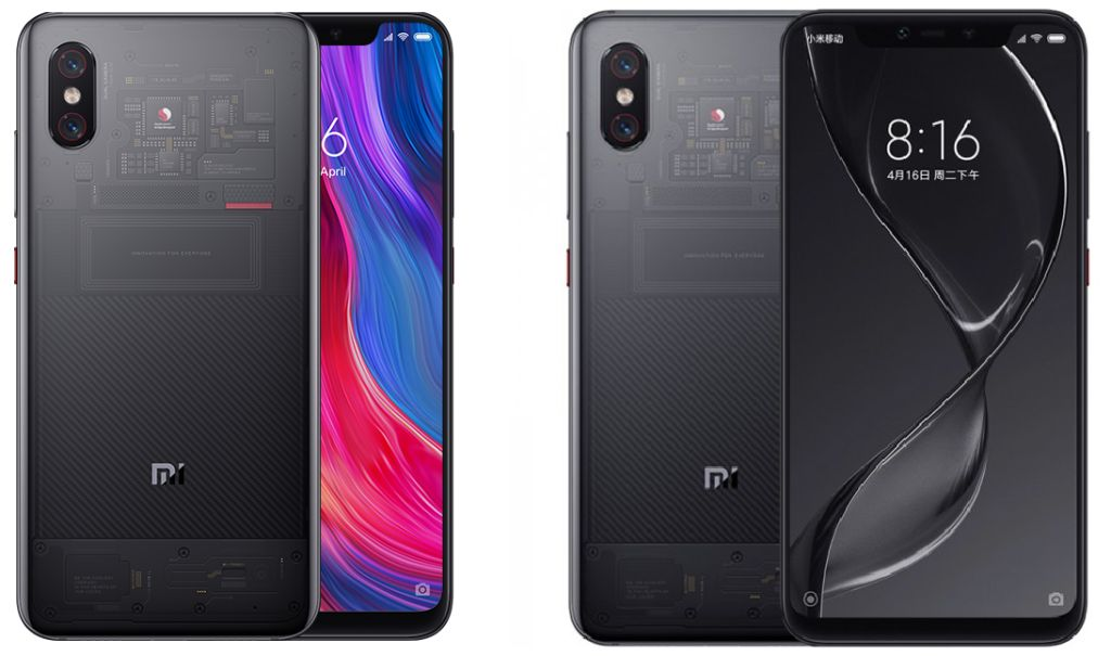 Xiaomi Mi 8 Explorer Edition with Specifications and Prices