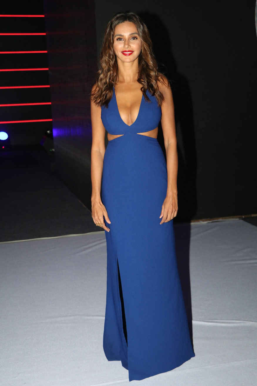 Shibani Dandekar at BMW 5 Series Launch Event In Mumbai