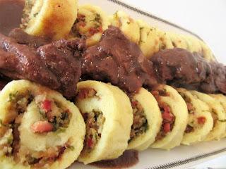 Dumplings rolls