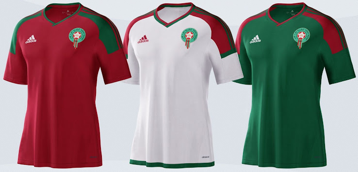 529b95ba62a Adidas and Morocco Delay 2018 World Cup Jersey Reveal Because of Fear of  Counterfeit According to Local Sources