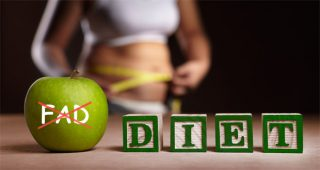 Don't Get Caught Up In Fad Diets healthyinfo.org