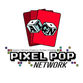 ATGN And Pixel Pop Network