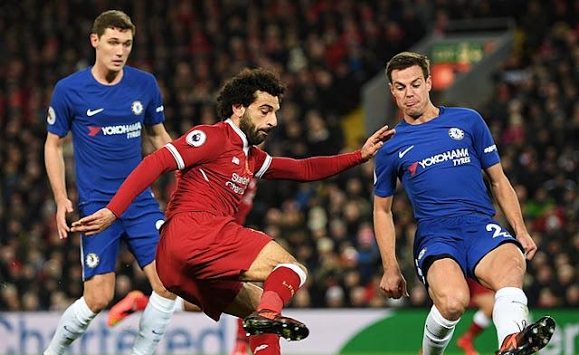 Prediksi Bola Liverpool vs Chelsea Liga Inggris