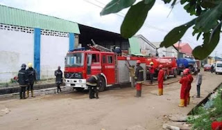 FIRE SERVICE SAVED 300 LIVES, N67M GOODS IN KANO