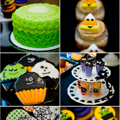 Halloween Kids Party Ideas | Little Monsters Cupcakery
