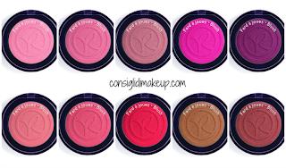 Preview Ombretti Fard Colore Vegetale Yves Rocher blush viso