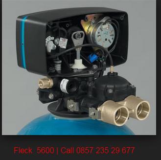 JUAL FLECK CONTROL VALVES 5600