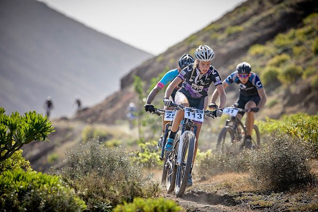 4 Stage Mountain Bike Lanzarote 2017