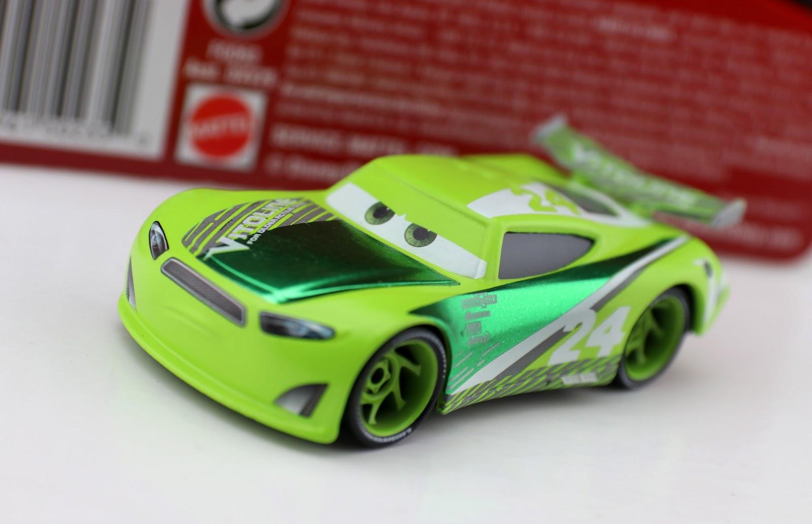 Cars 3: Chase Racelott